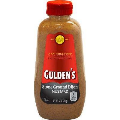 Gulden's Stone Ground Dijon Mustard
