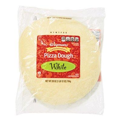 Wegmans Food You Feel Good About Pizza Dough, White