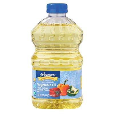 Wegmans Food You Feel Good About Vegetable Oil