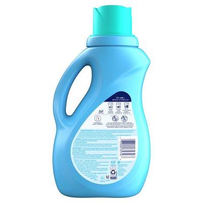 Downy Ultra Liquid Fabric Conditioner Fabric Softener, Clean Breeze