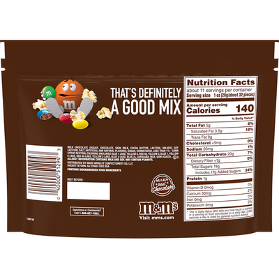 M&M's Milk Chocolate Summer Candy Sharing Size
