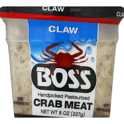 Hugo Boss Crab Meat, Claw