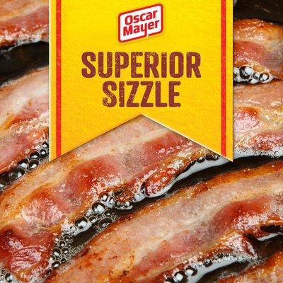 Oscar Mayer Hearty Thick Cut Bacon