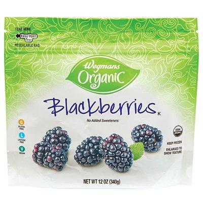 Wegmans Organic Food You Feel Good About Blackberries