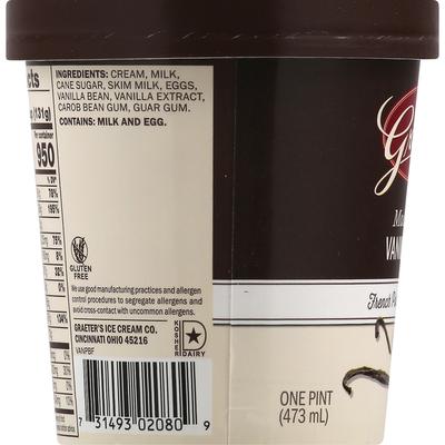 Graeter's Ice Cream, French Pot, Madagascar Vanilla Bean