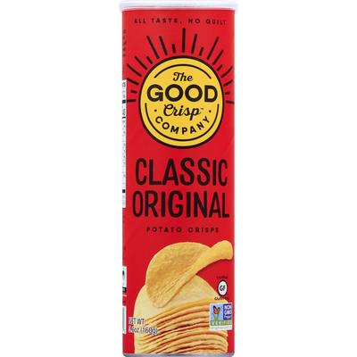 The Good Crisp Company Potato Crisps, Classic Original