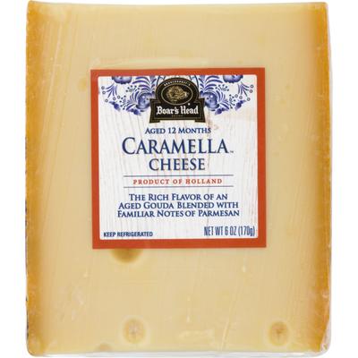Boar's Head Caramella Cheese