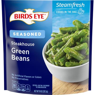 Birds Eye Flavor Full Steakhouse Green Beans