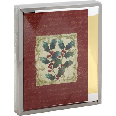 Paper Images Card & Foil-Lined Envelopes