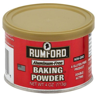 Rumford Baking Powder, Aluminum Free