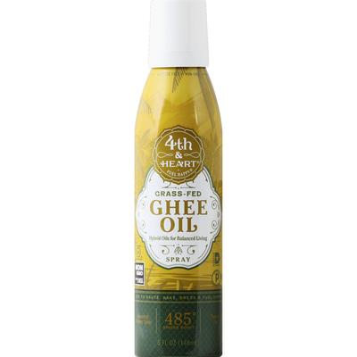 4th & Heart Ghee Oil Spray 485 Smoke Point