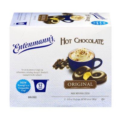 Entenmann's Hot Chocolate Original Cups - 12 CT