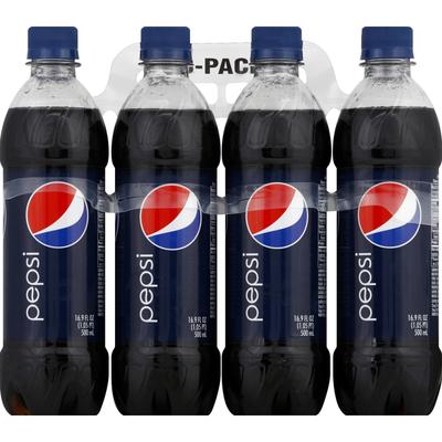 Pepsi Cola 16.9FlOz 6Pk