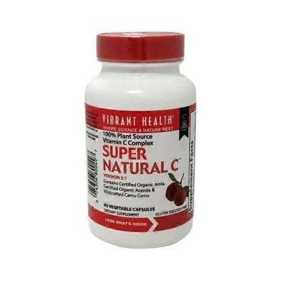 Vibrant Health Super Natural C Dietary Supplement