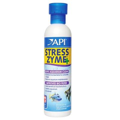 Api Care Stress Zyme Aquarium Water Conditioner
