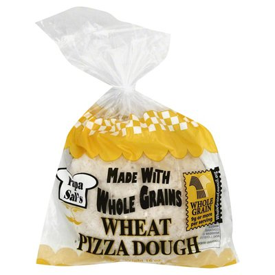 Papa Sals Pizza Dough, Wheat