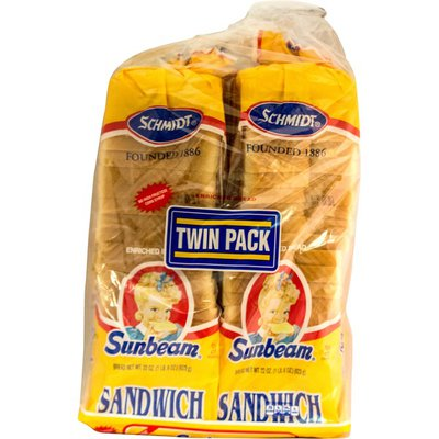 Sunbeam King Thin White Bread