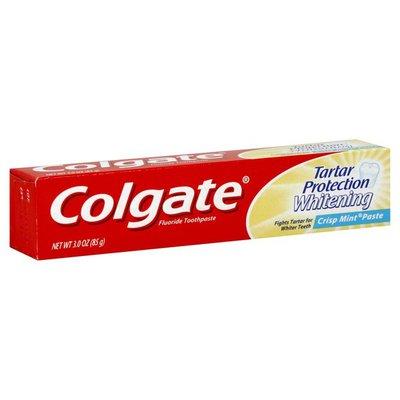 Colgate Toothpaste, Fluoride, Paste, Crisp Mint