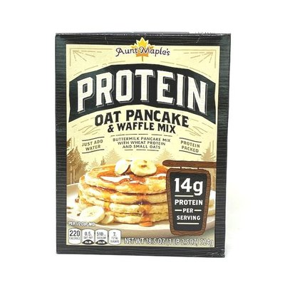 Aunt Maple's Protein Oat Pancake Mix