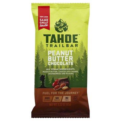 Tahoe Trailbar, Peanut Butter Chocolate