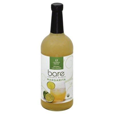 Bare Mixer, Margarita, Organic, Bottle