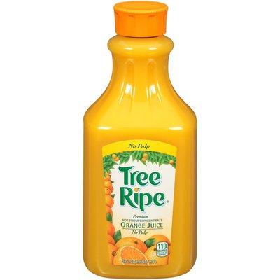 Tree Ripe No Pulp Premium Orange Juice