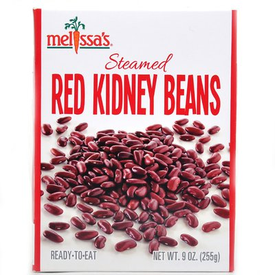 Melissa's Steamed Red Kidney Beans