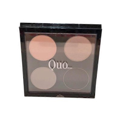Quo Uber Chic Quad Eyeshadow