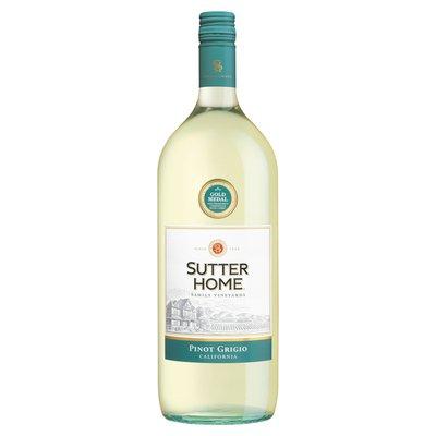 Sutter Home Pinot Grigio White Wine