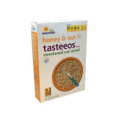 My Essentials Honey & Nut Tasteeos Sweetened Oat Cereal