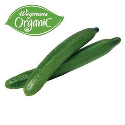 Organic English Seedless Cucumber