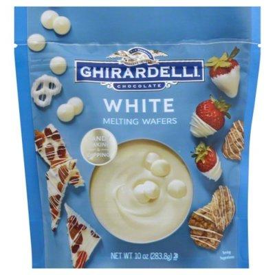 Ghirardelli White Vanilla Flavored Melting Wafers