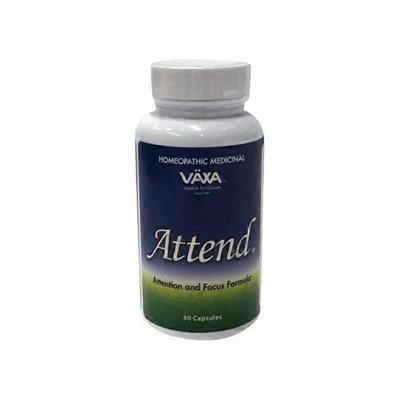 Vaxa Attend Homeopathic Capsules