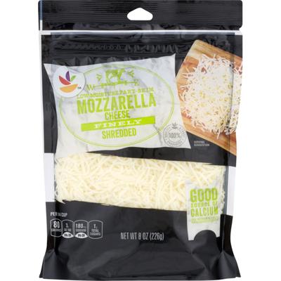 SB Shredded Cheese, Mozzarella