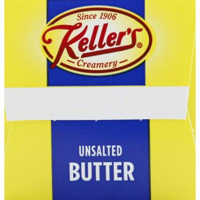 Kellers Butter, Unsalted