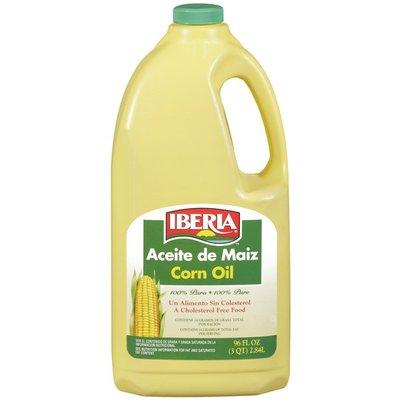 Iberia 100% Pure Corn Oil