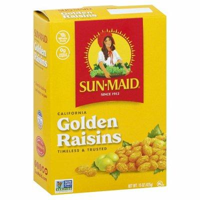 Sun-Maid California Golden Raisins