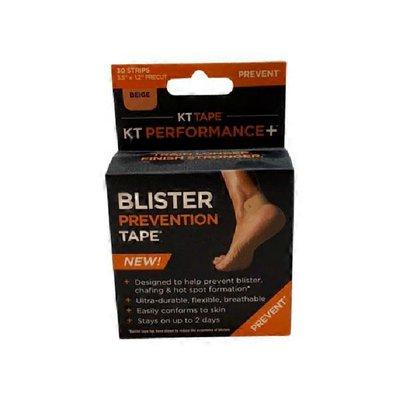 KT Tape Blister Prevention Tape, Beige, 3.5 Inch x 1.2 Inch Precut