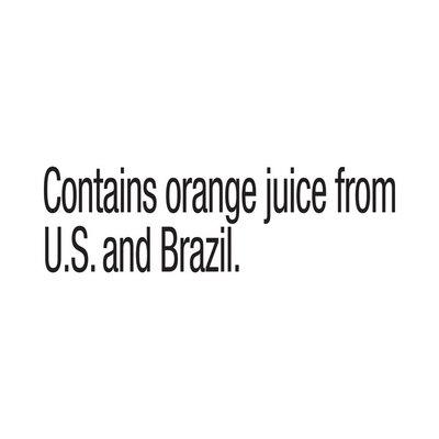 Tropicana Orange Original No Pulp 100% Juice