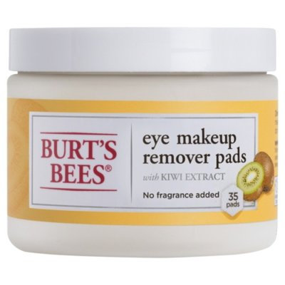 Burt's Bees Make Up Remover Pads