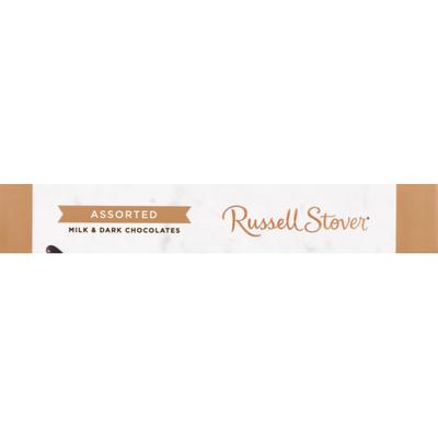 Russell Stover Milk & Dark Chocolate, Assorted