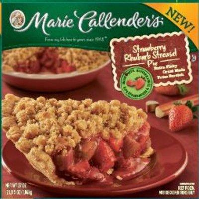 Marie Callender's Strawberry Rhubarb Pie