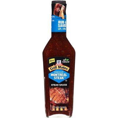 McCormick® Grill Mates® Premium Montreal Steak™ Sauce