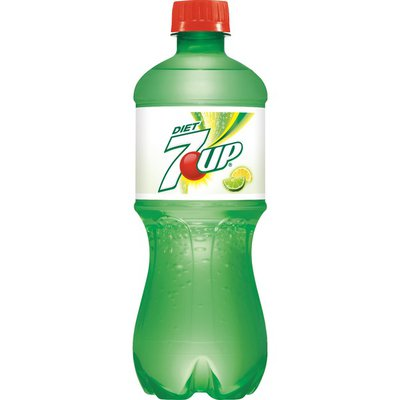 Diet 7UP Lemon Lime Soda