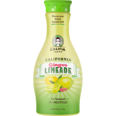 Califia Farms Ginger Limeade Juice