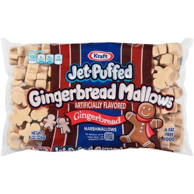 Kraft GingerbreadMallows Marshmallows