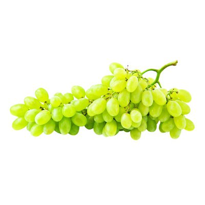 Organic Green Grapes Package
