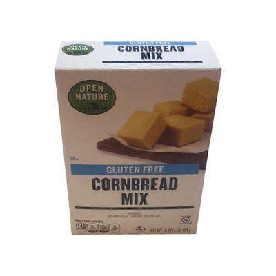 Open Nature Gluten Free Cornbread Mix