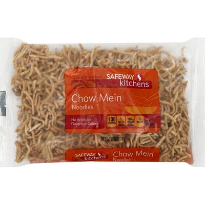 Safeway Chow Mein Noodles