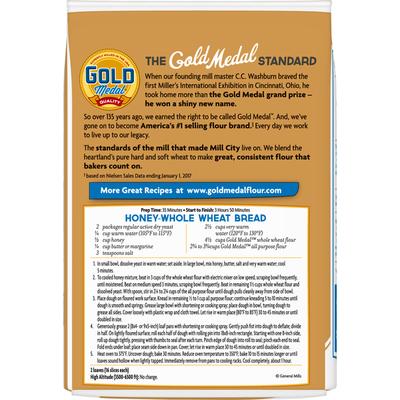 Gold Medal Whole Wheat Flour